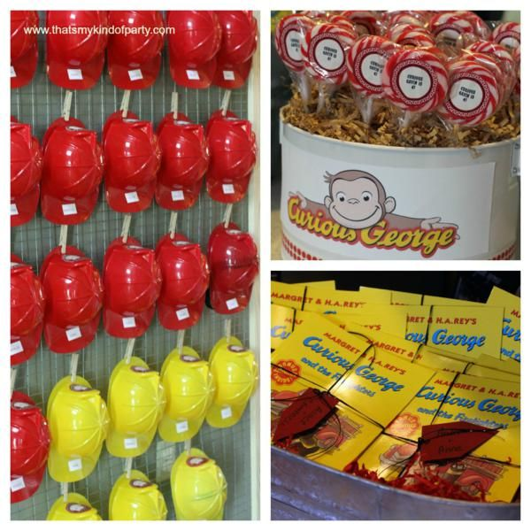 curious george firetruck birthday theme from karas party ideasliam would freak for monkey - Curious George Coloring Book In Bulk