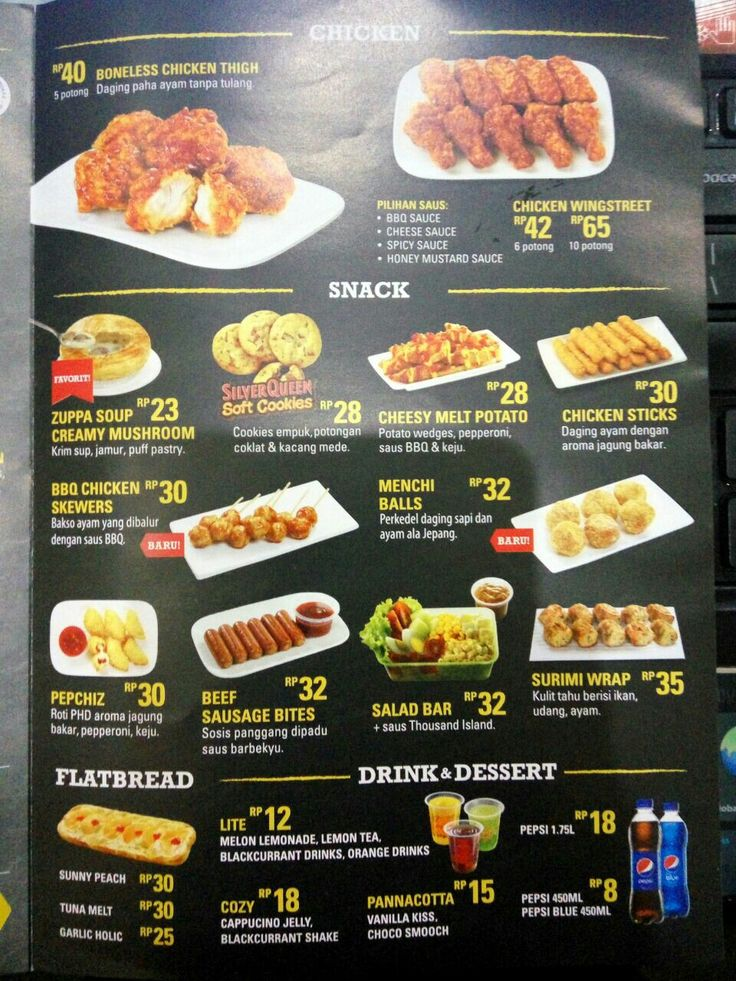 Pizza hut delivery deals menu