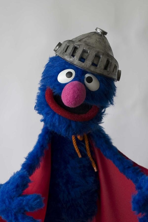 Super Grover Super School