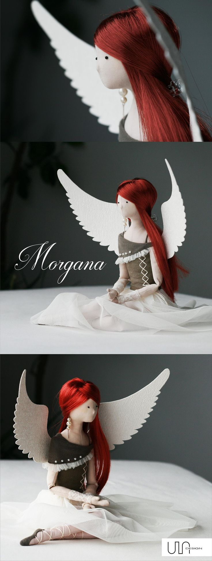 tilda doll / angel handmade / tildas angeles / handmade