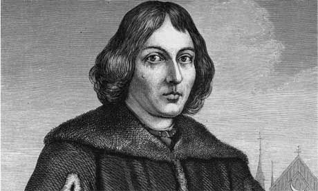 copernicus | Nicolaus Copernicus's revolutionary proposal removed mankind from the ...