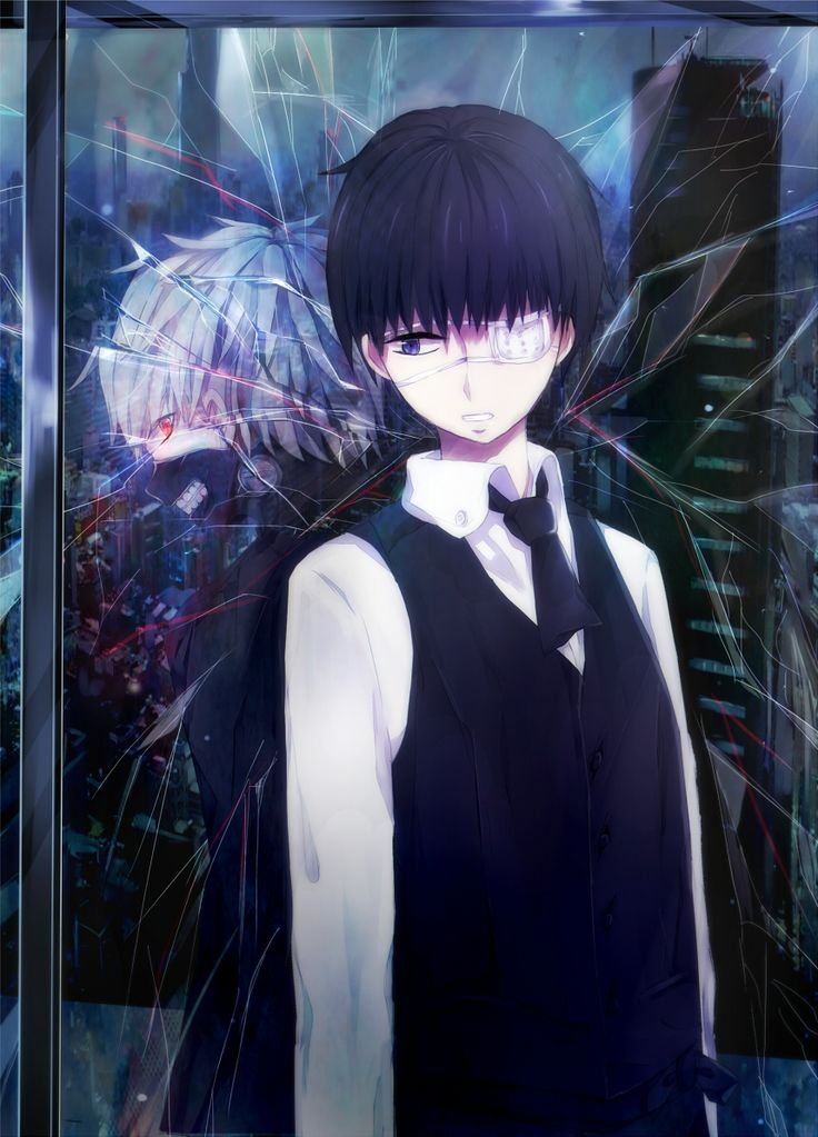 Kaneki Ken // Tokyo Ghoul Tokyo Ghoul Pinterest