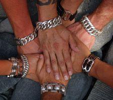 Buddha to Buddha bracelets