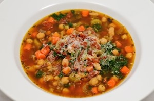 Bean Tuscan Soup with Prosciutto | deliciousness | Pinterest