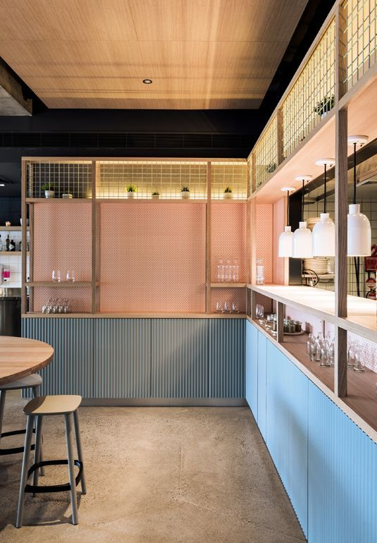 The Shiny kitchen More