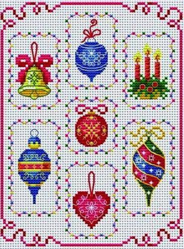 мини Рождественская вышивка liveinternet - Hledat Googlem