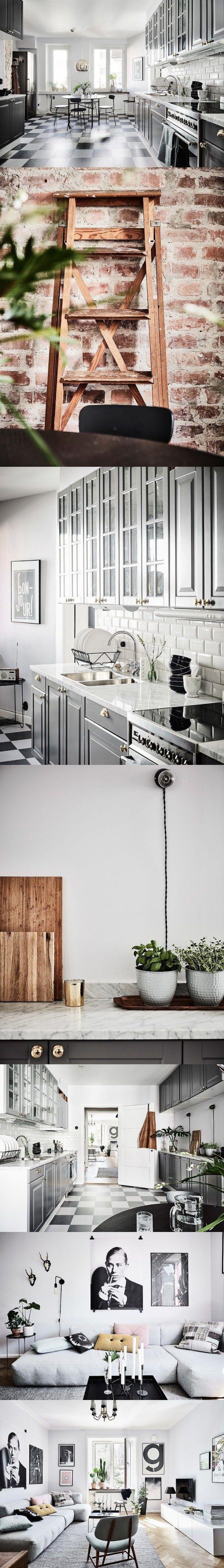 50 best Cocinas | Tu Casa Bella images on Pinterest | Dining rooms ...