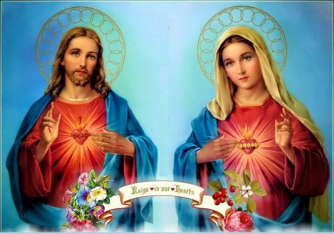 Preghiera potente di liberazione, da recitare nella notte a Gesù e Maria, per proteggerti dal male