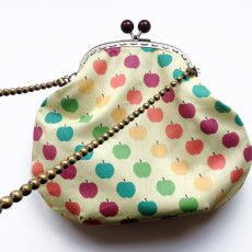 @letartis  Pochette clutch stile vintage meline colorate