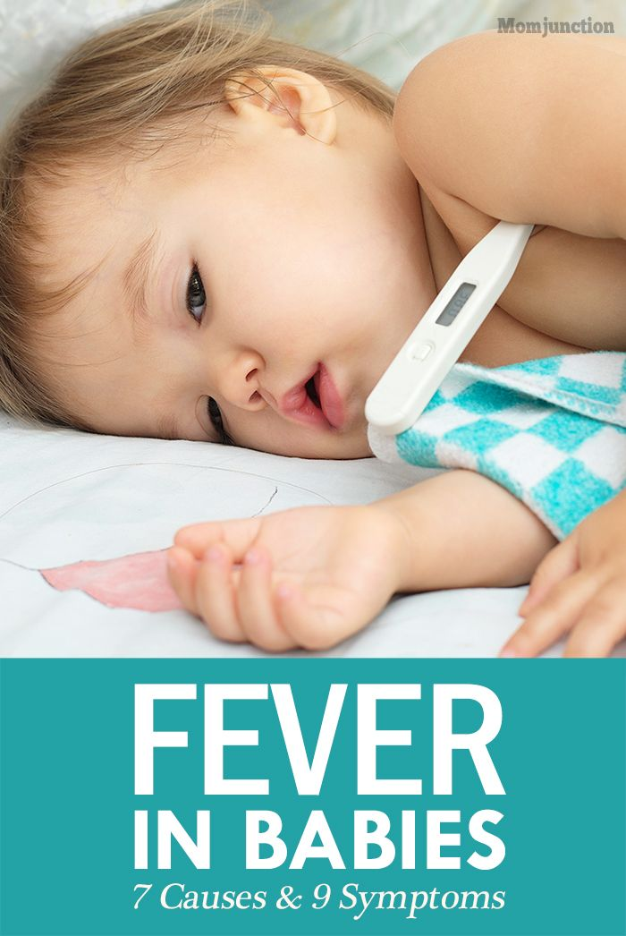 What causes fever in babies is the most common question for every moms? Here is the answer for all your queries. Read on the causes, symptoms & treatment options