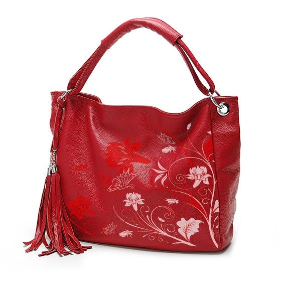 Reserve special priceHand Painted leather by HandPaintedBag, $128.00