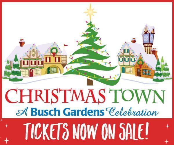 9e82b59d4069657490d75c488735cc4e - Christmas Town At Busch Gardens Tickets