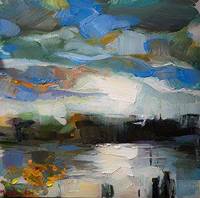 Landschaftsmalerei surrealismus  217 besten Edward b Gordon Bilder auf Pinterest | Malerei ...
