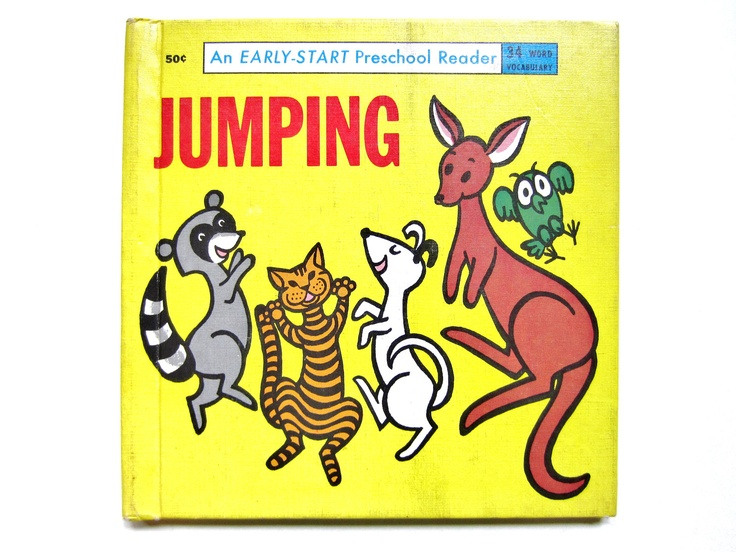 Who doesn't love a good #book about #Jumping!? By Karen Stephens and illustrated by George Wiggins