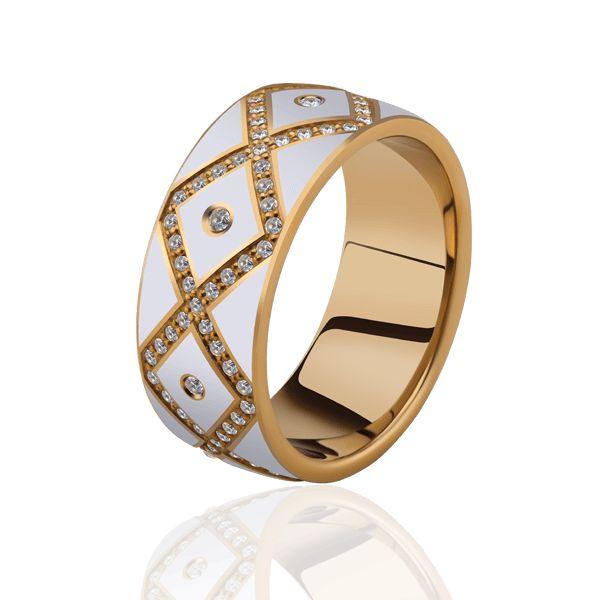 Обручальное кольцо с бриллиантами и эмалью. #jewellery #украина #обручальноекольцо #кольца #обручальныекольца #кольцаназаказ #кольцосбриллиантами #эксклюзивныеукрашения #ювелирныеукрашения #prytulajewellery #jewelry #gold #golden #свадьба #белоезолото #эксклюзивныекольца #заказатькольца #weddingring
