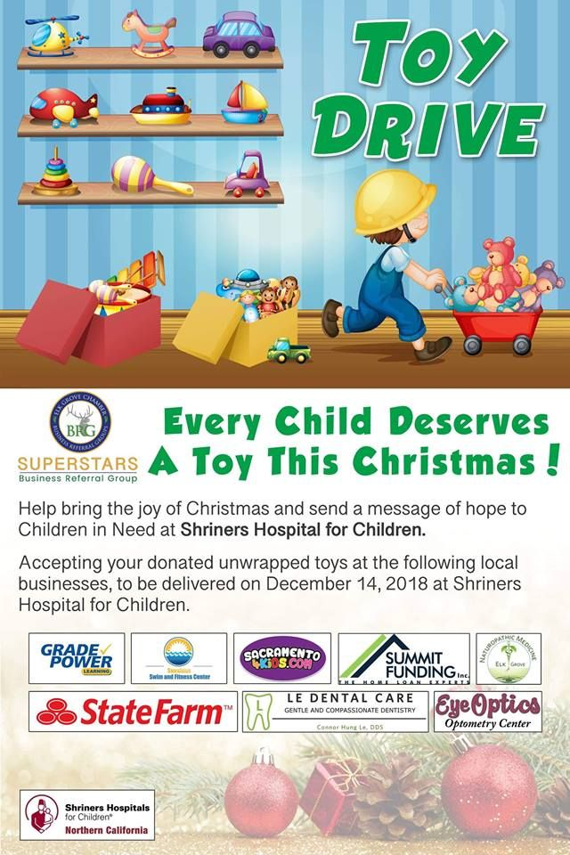 Superstars Toy Drive Let Us Help Bring The Joy Of Christmas And