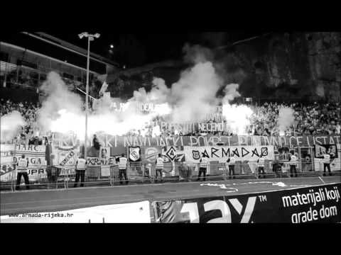 ARMADA RIJEKA !! 2015 (Od bloka do bloka) Best of Armada!