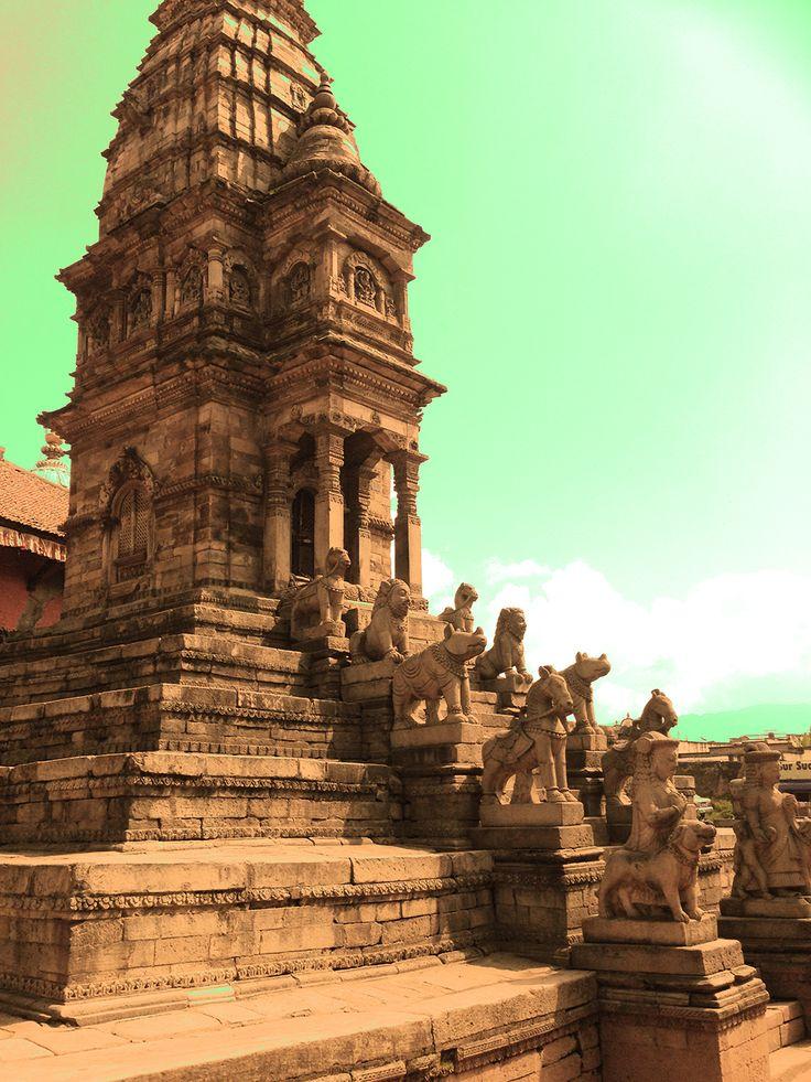 Bhaktapur, Nepal. Near to Bhaktapur Durbar Square. Amazing ...