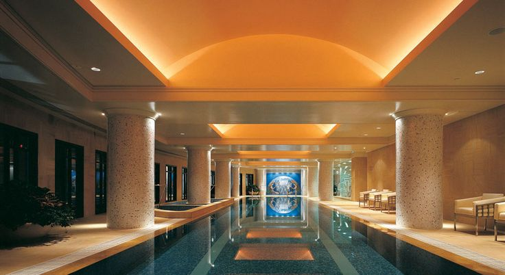 Our Aquamarine 25m lap pool- Park Hyatt Melbourne