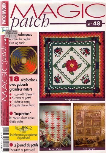 magicpatch48 - Rosella Horst - Picasa Albums Web