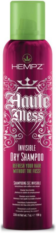 Hempz Couture Haute Mess Invisible Dry Shampoo $20 all natural, sulfate free & paraben free