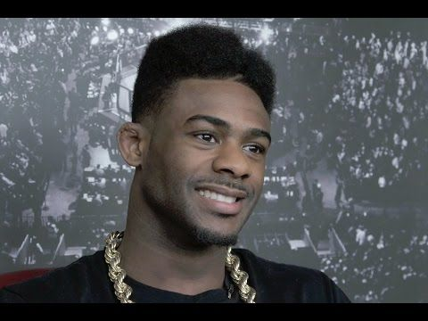 MMA Full Interview: Aljamain Sterling ready to rebound from surprising loss to Bryan Caraway