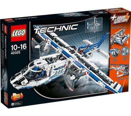 Lego Technic: Cargo Plane (42025)  Manufacturer: LEGO Enarxis Code: 012931 #toys #Lego #technic