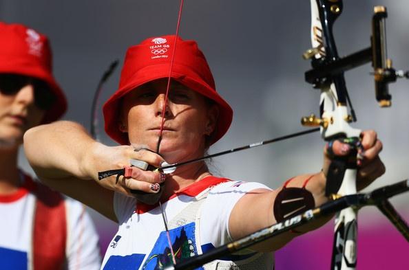 Olympics Day 2 - Archery