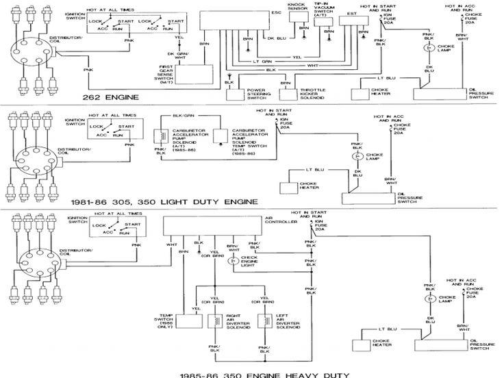 Chevy 350 Hei Distributor Wiring Diagram Wiring Diagram In 2021 Boat Design Chevy Trailer Wiring Diagram