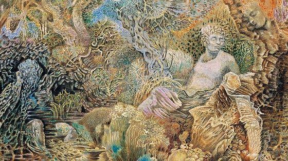 Genii Loci. Греческое искусство с 1930 года по сегодняшний день ЦВЗ Манеж до 9 января