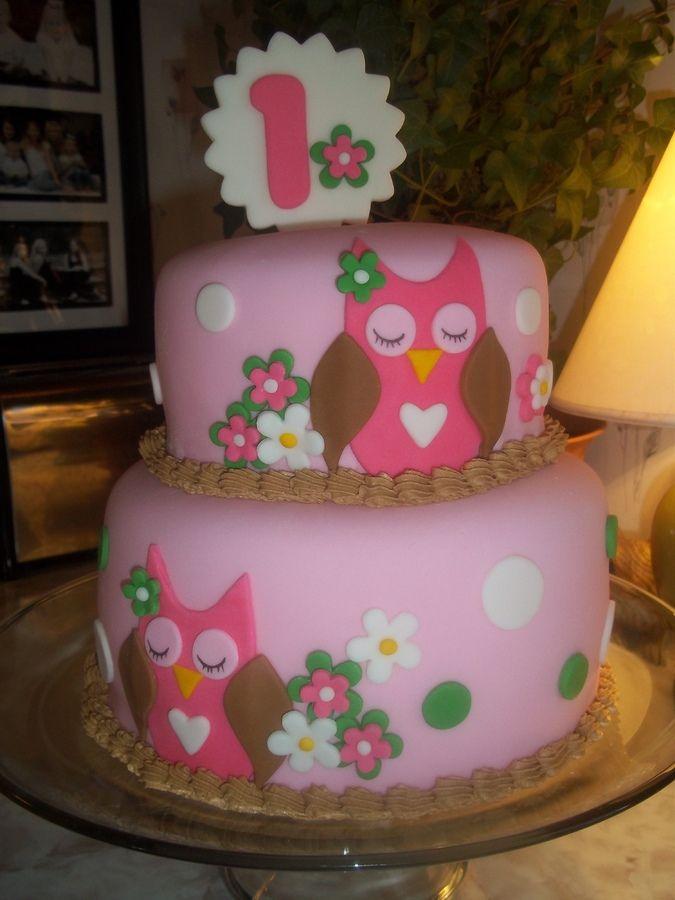 Best 25 Owl birthday cakes ideas on Pinterest Owl cupcakes Owl