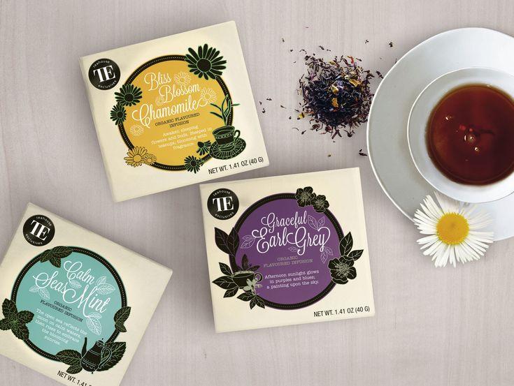 TE Organic Line   Tea packaging   Beitragsdetails   iF ONLINE EXHIBITION