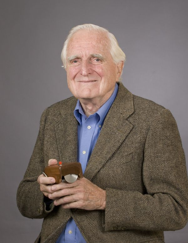 "Revolutionary User Interfaces - Douglas Engelbart and his team create the computer ""mouse"""