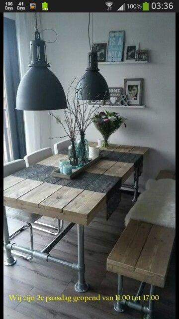 combi stoelen + bank