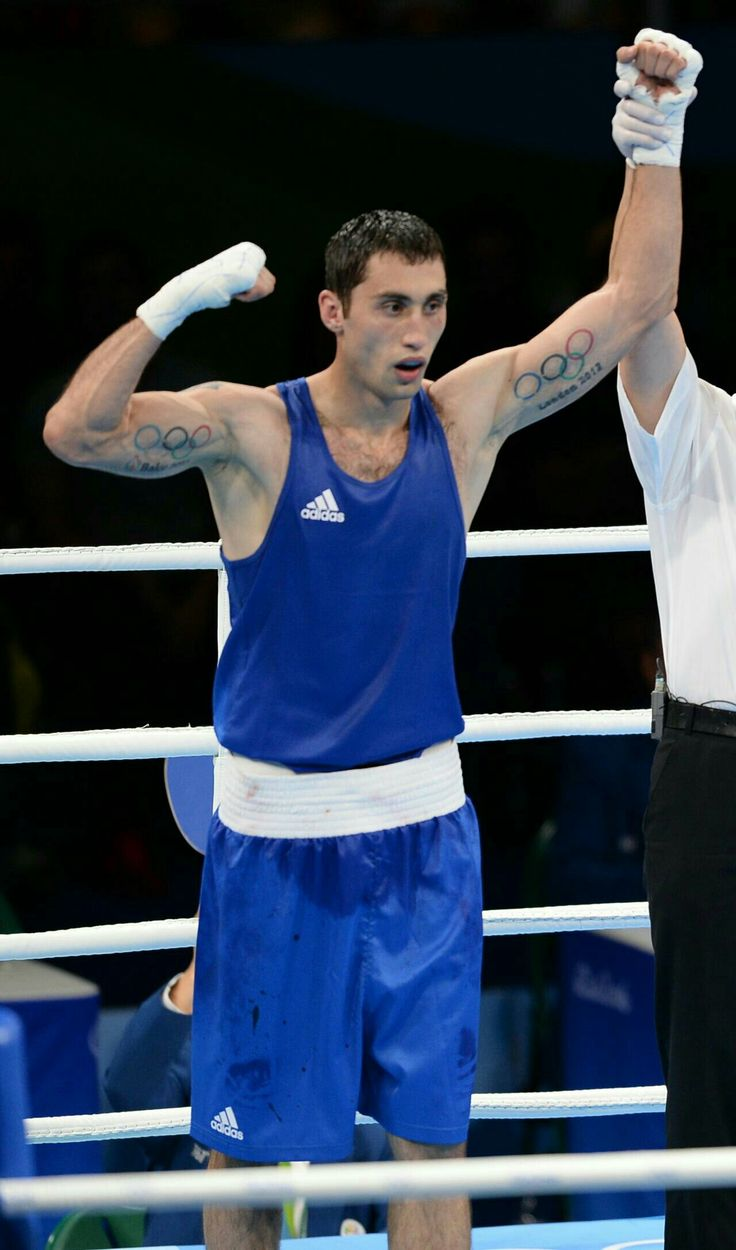 17. AZERBAIJAN  Teymur Mammadov (born 11 January 1993) is an amateur heavyweight boxer from Azerbaijan. He won a bronze medal at the 2012 Olympics and reached quarterfinals at the 2016 Games, where he served as the flag bearer for Azerbaijan during the Parade of Nations.