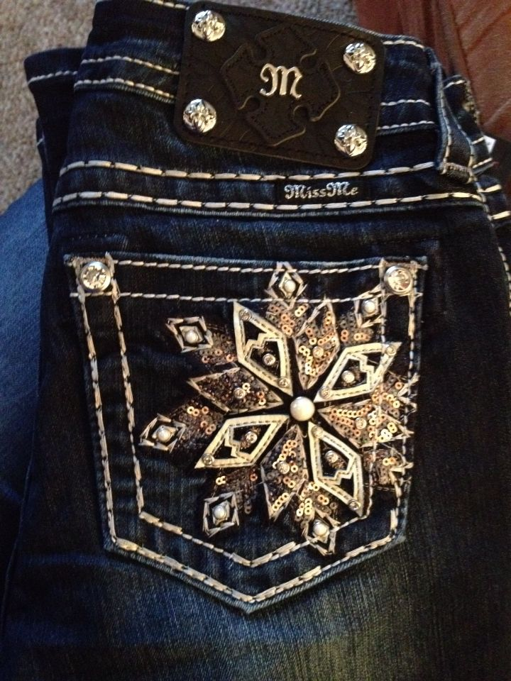 My new miss me jeans #MissMe #MissMeJeans