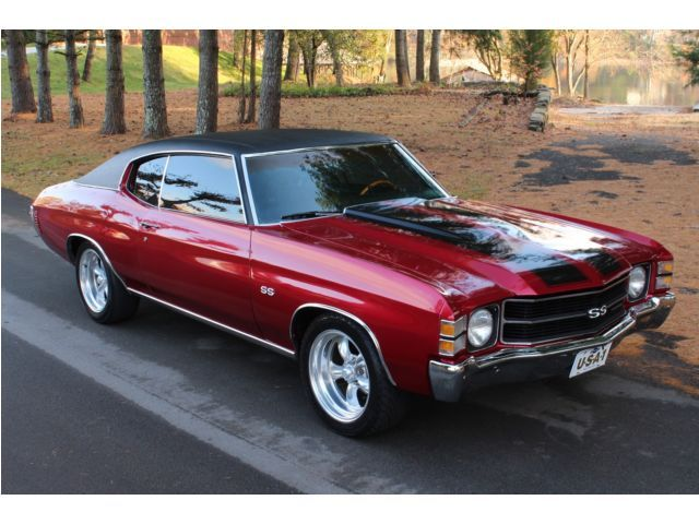 71 chevrolet chevelle whether youre interested in restoring an old classic car