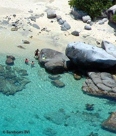 BVI Barefoot island choices - good descriptions