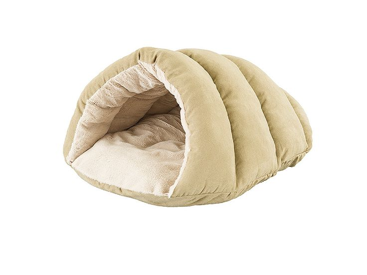 """Features:  -Faux suede fabric and corn grain fabric.  -Deep plush cushion.  -Fabric bottom.  Bed Material: -Suede.  Eco-Friendly: -Yes. Dimensions:  Overall Height - Top to Bottom: -10"""".  Overall Widt"""
