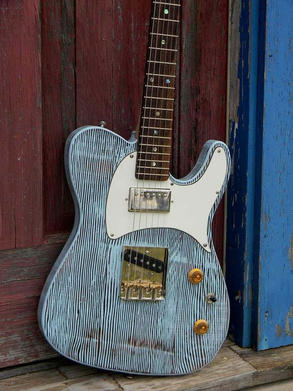 Reclaimed Wood Guitars. - Telecaster Guitar Forum