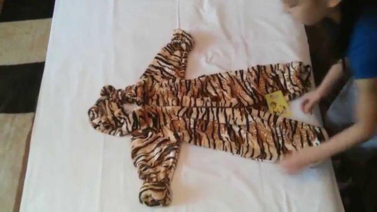 Комбинезон для новорожденного Тигренок в магазине Зайчата.