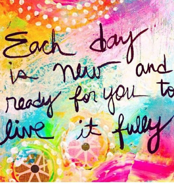 Love Quotes About Life: Live To The Fullest Quotes Each Day. QuotesGram