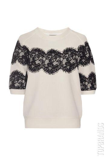 Свитшот Lanvin 173491 за 57400 руб. со скидкой 50% Интернет магазин брендовой одежды премиум-класса онлайн бутик - Topbrands.ru