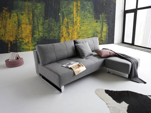 Click here to find out more about this Innovation Living sofa: http://www.studioydesign.ca/innovation-living/ #sofabed #daybed