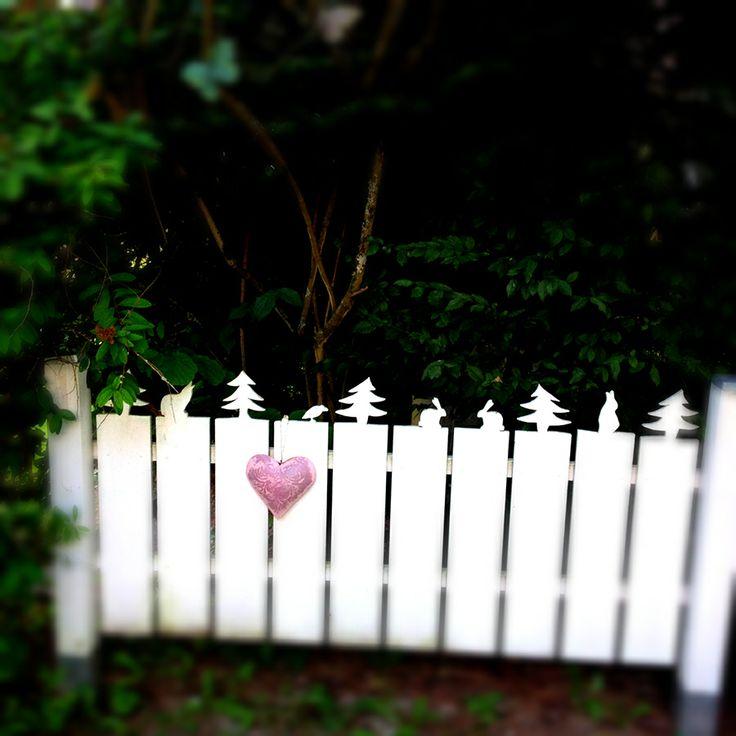 69 best Zäune images on Pinterest Garden ideas, Garden fences