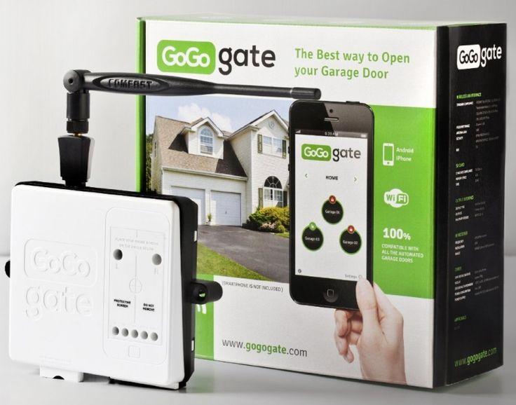 opener smart it yourself and to do doors smartphone garage way phone the easiest door configure control your