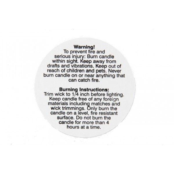 Warning Labels 5cm
