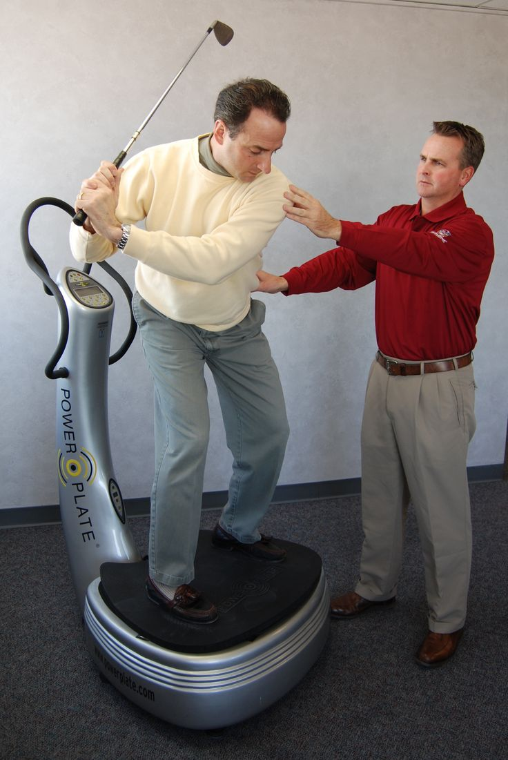 Understanding Your Gym's Mysterious Power Plate | Observer