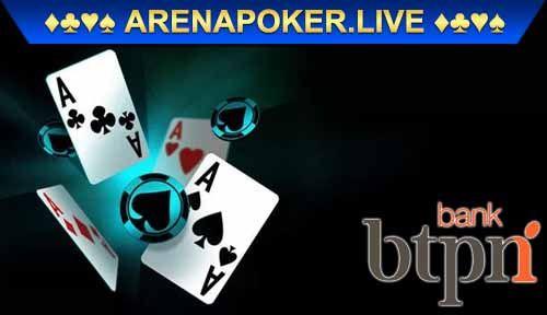 Poker Bank Btpn Deposit 10 Ribu Rupiah | Kartu