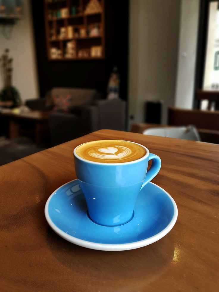 """""""Cappuccino"""", Doppio Coffee, Jakarta"""